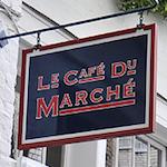 Café du Marché - London