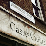 Casse Croûte french restaurant - London