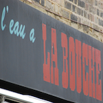 L'Eau à la Bouche - French deli and café - London