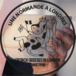 French cheese shop - London